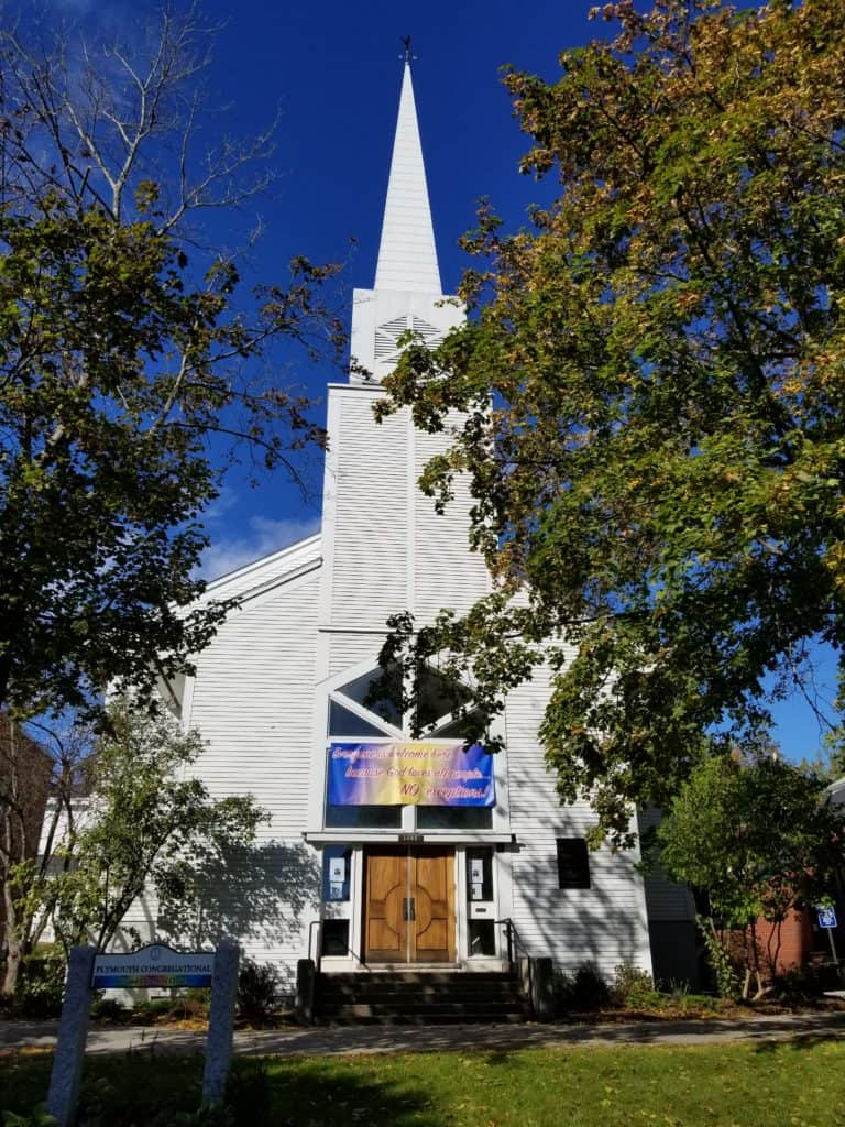 Plymouth New Hampshire, Plymouth Church of Christ
