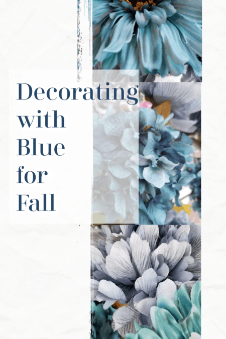 Using non-traditional fall colors